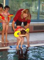 Im schwimmbad geschichte nackt Mit meiner